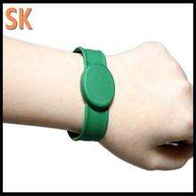 生產硅膠RFID手腕卡、id手表卡供應商、ic硅膠腕帶、感