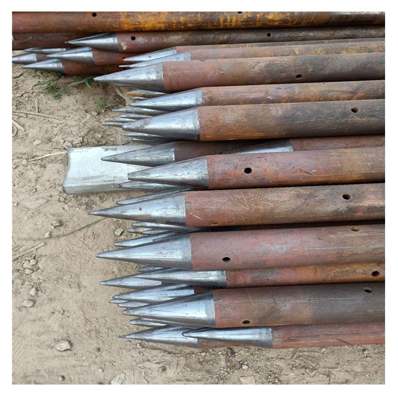贵州 毕节 清镇  无缝钢管 精密管 异型管 钢花注浆钢管 厂家直供