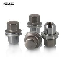 47mm专用轮毂螺母14*1.5  汽车配件 外贸出口轮胎螺丝 适用于路虎