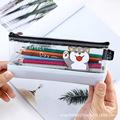 咔巴熊柴犬笔袋文具袋韩版女高中学生小清新简约可爱小学生铅笔袋