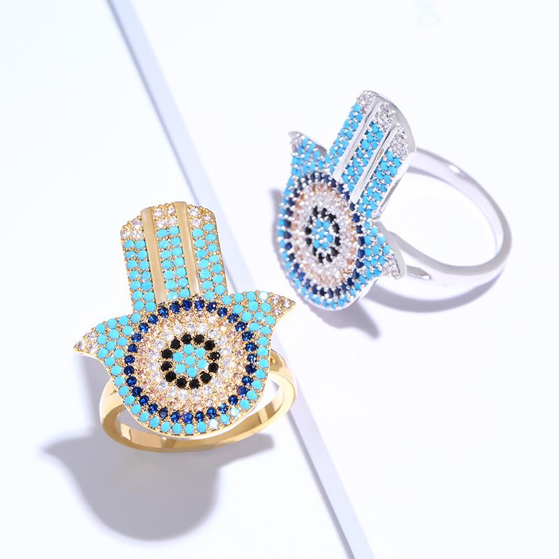 Copper Fashion Geometric Ring  Alloy  Fine Jewelry NHAS0013Alloy