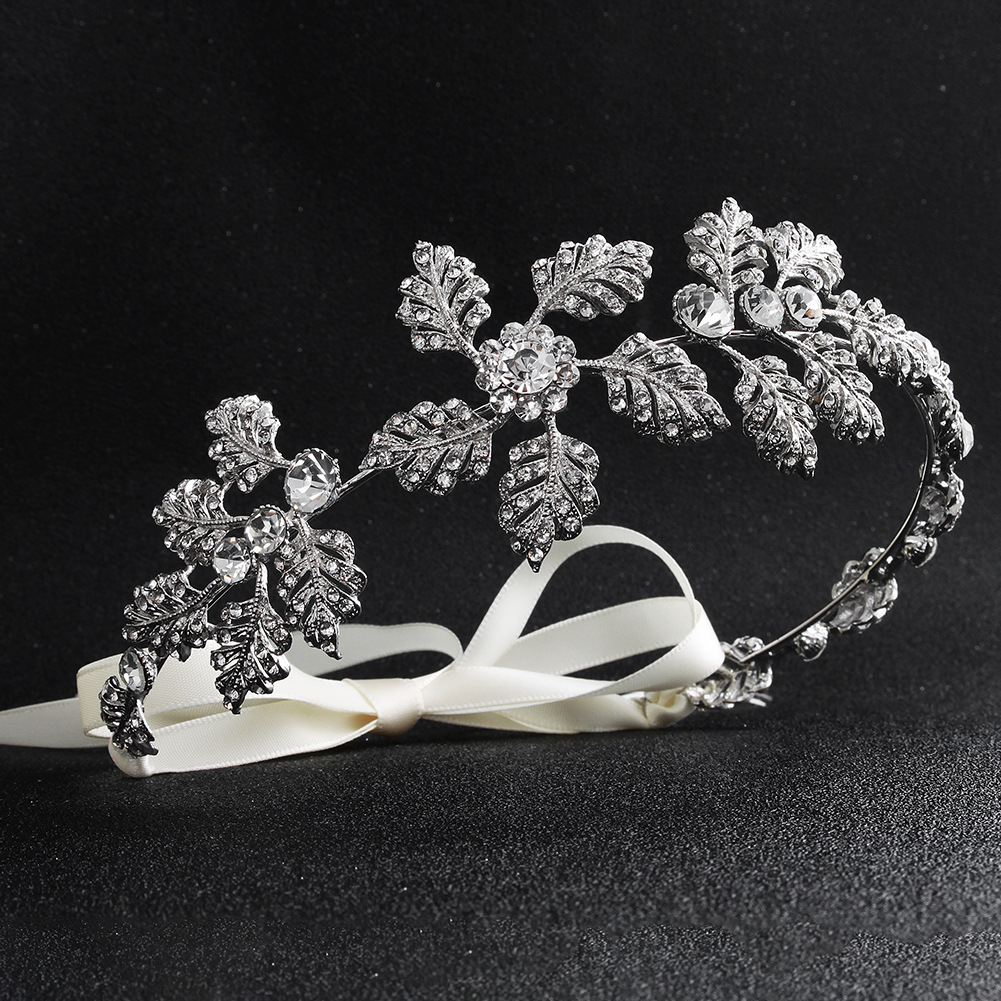 Alloy Fashion Flowers Hair accessories  (Alloy) NHHS0504-Alloy