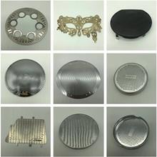 机械五金加工 cnc数控 冲孔 不锈钢零件精密加工 冲压件 电子配件