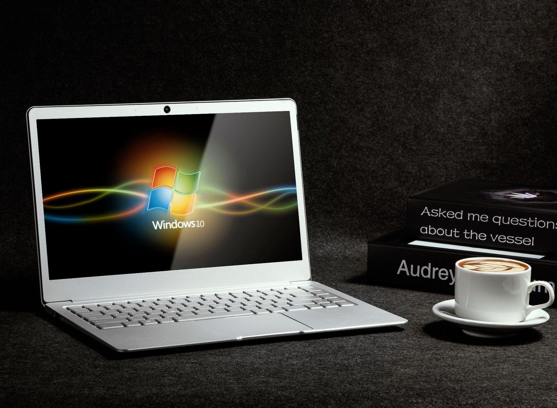 联想电脑笔记本_笔记本电脑_厂家14.1英寸办公笔记本电脑 oem学生轻薄超级laptop ...