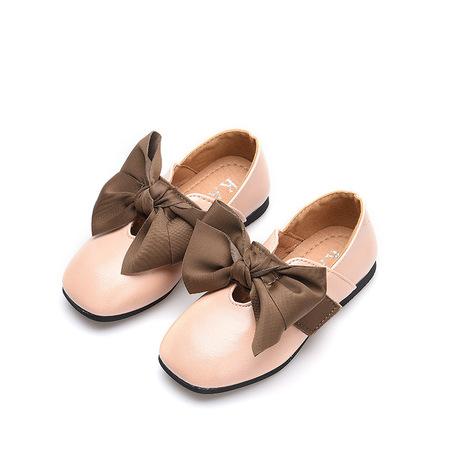 Xuân 2019 Giày nữ hàn quốc Giày công chúa trẻ em Giày đậu Hà Lan Giày bé gái giá sỉ Giày công chúa