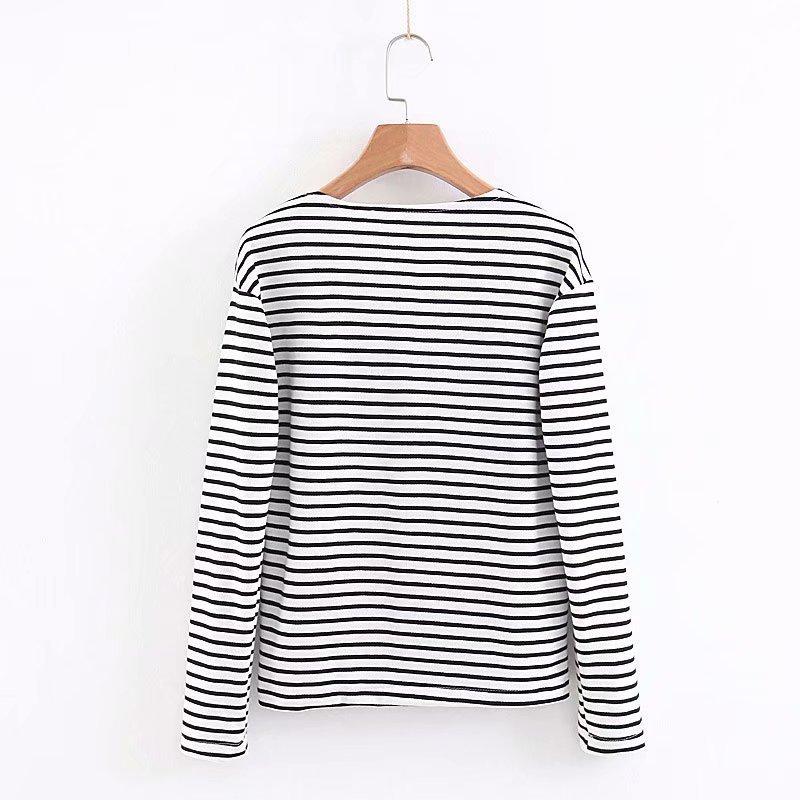 Cotton FashionT-shirt(Picture color-S) NHAM5272-Picture-color-S