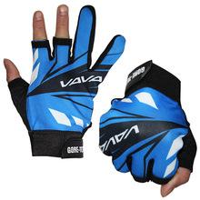 跨境保暖防滑防晒露三指钓鱼手套户外运动冬季手套批发渔具