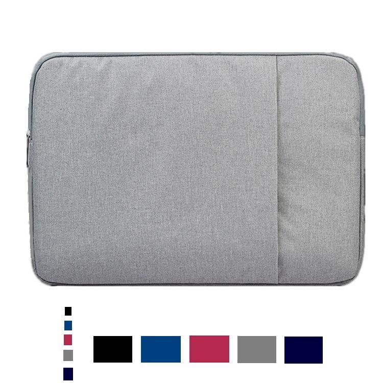 适用苹果小米保护套牛津布加绒13寸14寸 15.6 寸笔记本电脑内胆包