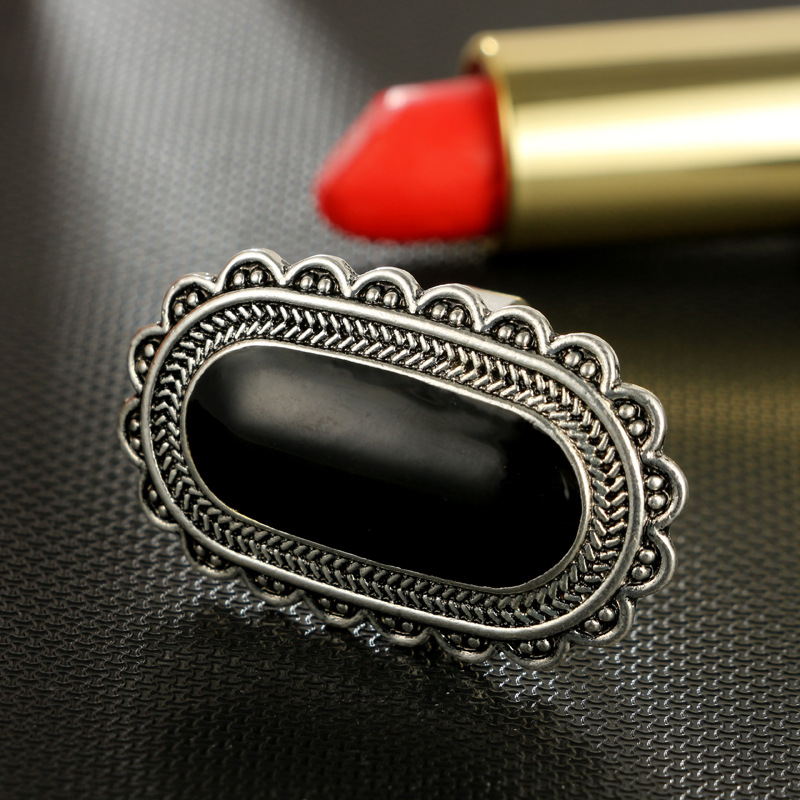 Alloy Vintage  Rings NHGY1003-The main color