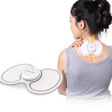 廠家直銷頸椎肩頸按摩器 家用多功能按摩儀低頻脈沖迷你全身貼