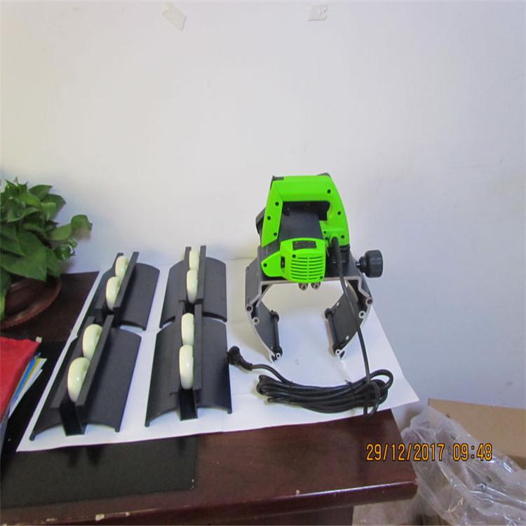 手提式切管机 便携式钢管切割机 400圆管切管机厂家 图片