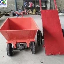 青科牌電動裝窯車 手推平板兩輪車 運送磚坯車 磚塊運輸工具