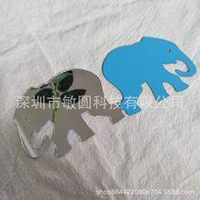 廠家供應塑料鏡片 PC軟鏡片 補水器鏡片 亞克力玩具包裝鏡片加工