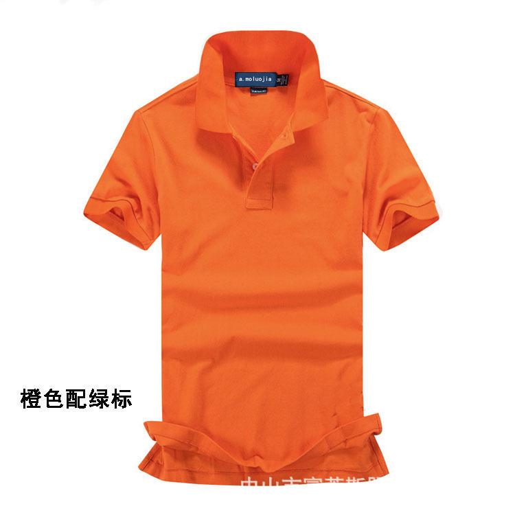 【工厂】男式T恤POLO衫男翻领保罗Polo小马标男式短袖马球服
