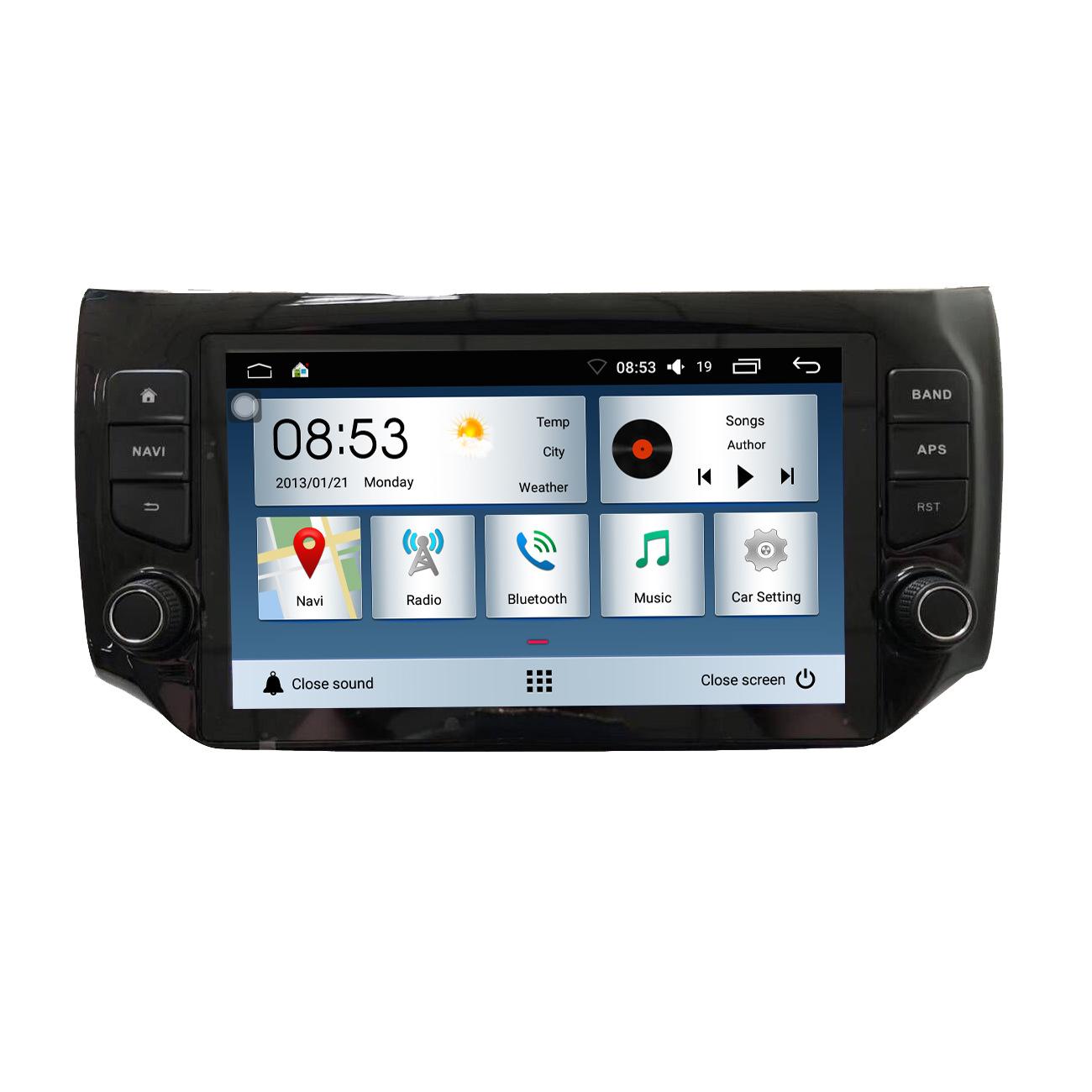新轩逸车载智能声控导航DVD导航GPS后视记录仪