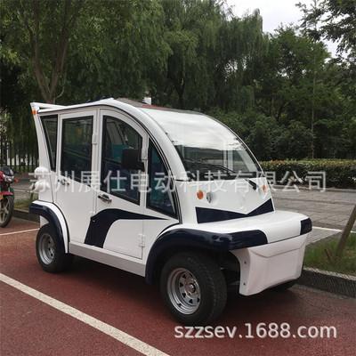 (苏州展仕)电动巡逻车上海厂家直销