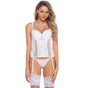 TOPMELON factory directly supplies court corset, girdle, sexy lace body shaping 5509