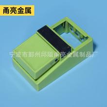 供应铝合金压铸电器盒 铝压铸壳体配件 铝压铸电柜盒