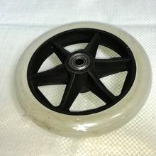 脚轮万向轮理疗轮医疗轮医用轮弹力轮单轮轮椅轮车轮环保轮