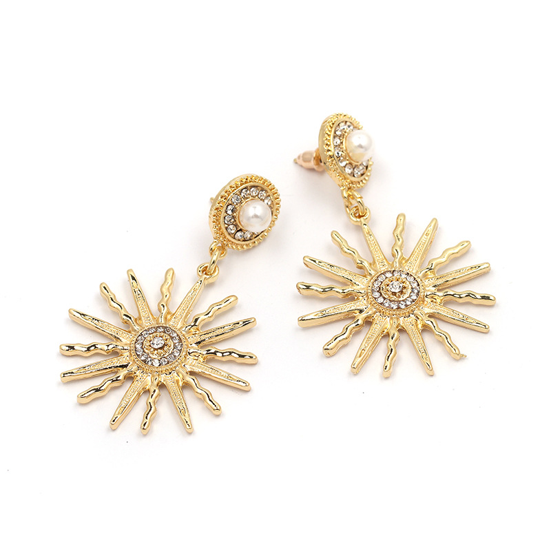 Alloy Fashion Geometric earring  (Alloy) NHJJ4898-Alloy