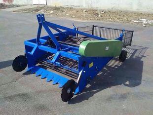 大型自装车土豆收获机   地瓜收获机   红日马铃薯收获机