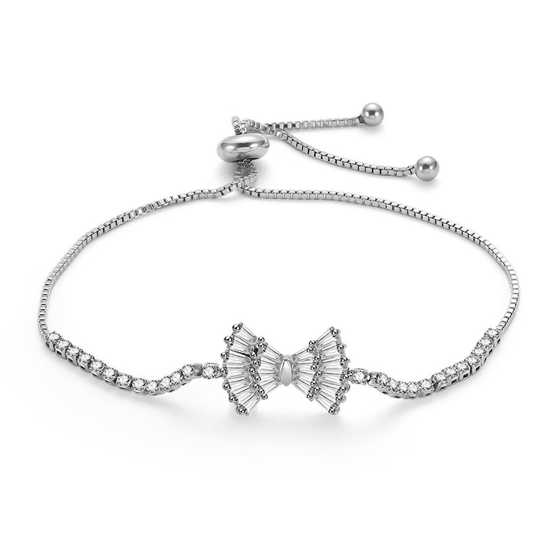 Alloy Simple Geometric bracelet  (66186029) NHLP1138-66186029
