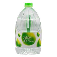 屈臣氏蒸馏水4.5L*4瓶装-蒸馏水矿泉水