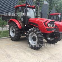 农用四轮低矮大棚王拖拉机性能稳定效率高四轮驱动150马力拖拉机