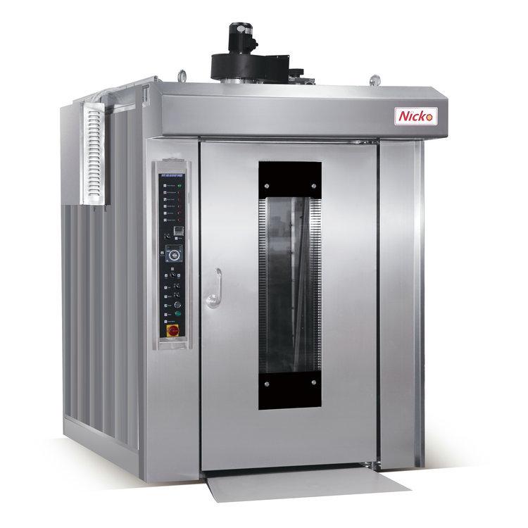 厂家直销旋转烤炉组合烤箱月饼机烘烤设备蛋糕商用高温脚轮配件