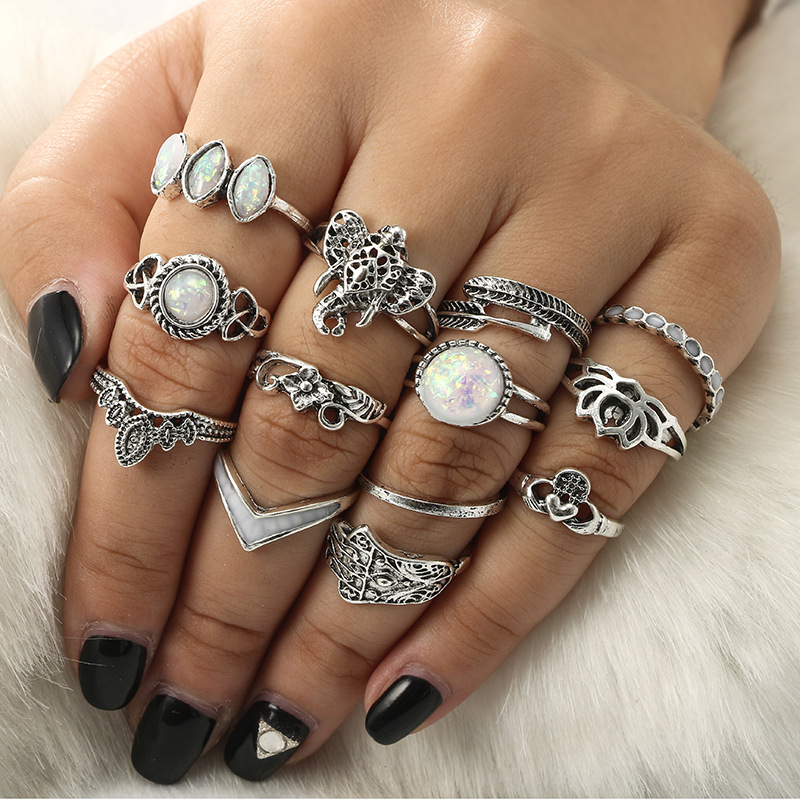 Alloy Simple Animal Ring  Alloy NHGY2557Alloy