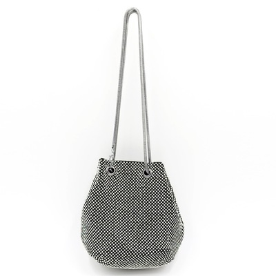 Portable Dinner Bag with diamond and water bucket