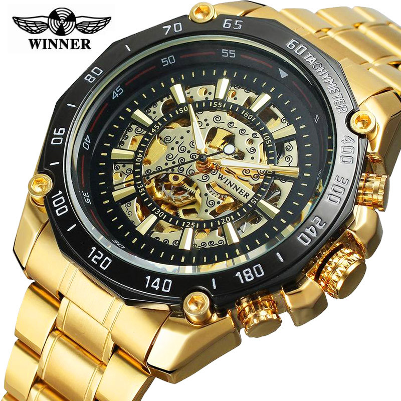 wristwatch men high-end brand luminous w...
