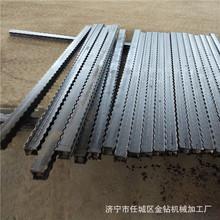 現貨銷售4.6米π型鋼梁高頻淬火花邊梁梁體承載能力DFB型金屬頂梁