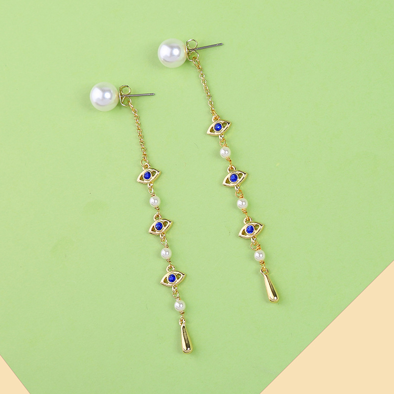 Alloy Fashion Animal earring  (Photo Color) NHQD5842-Photo-Color