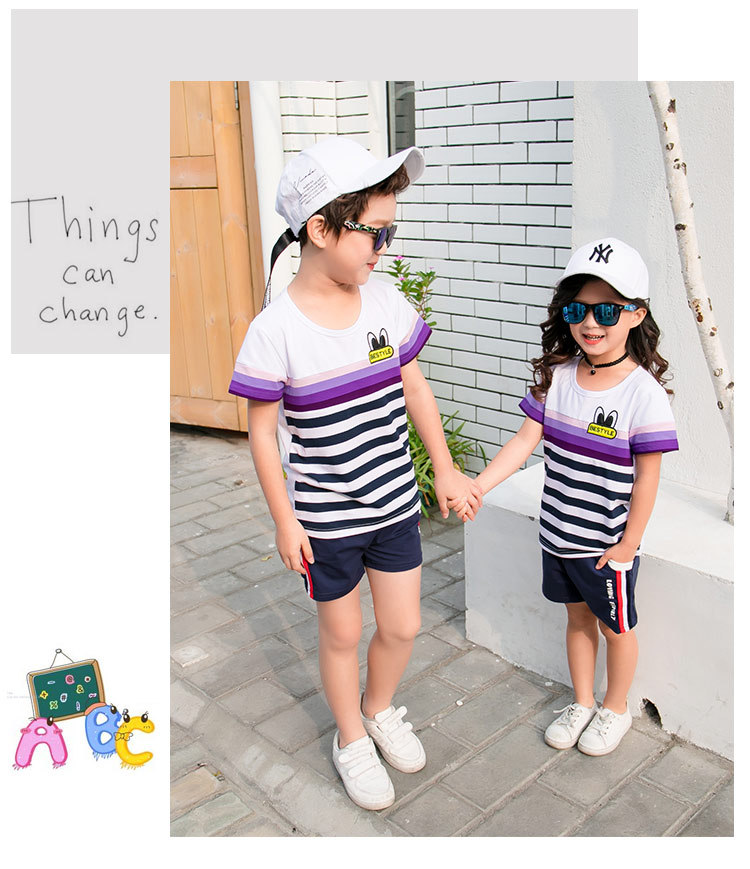 fa20ab5162d2 Detail Feedback Questions about Family Matching Clothing Summer 2018 ...