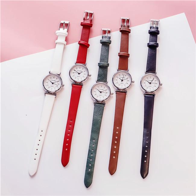 Alloy Fashion  Children watch  (Black belt only watch)  Fashion Watches NHJS0400-Black-belt-only-watch