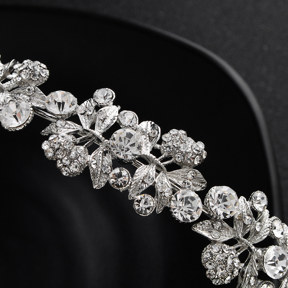 Alloy Fashion Geometric Hair accessories  (Alloy) NHHS0503-Alloy
