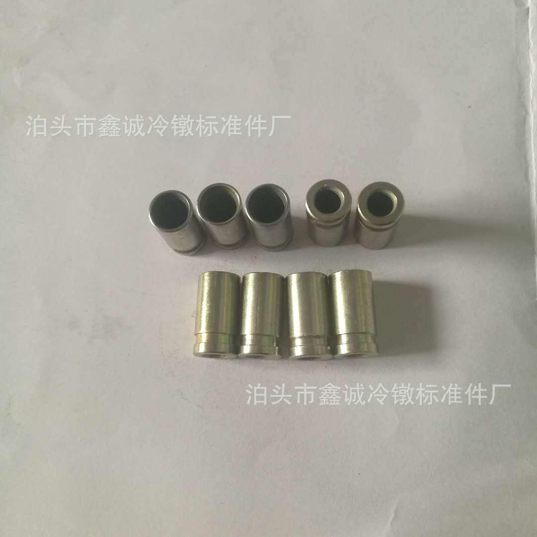 碳钢不锈钢胶管套筒套皮 胶管套皮 液压油管套筒