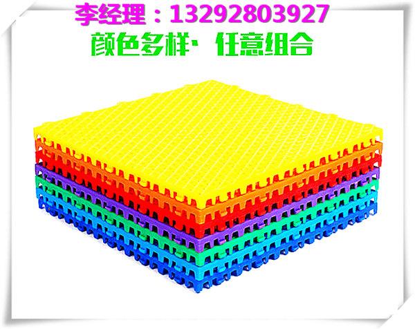悬浮式拼接地板 种类