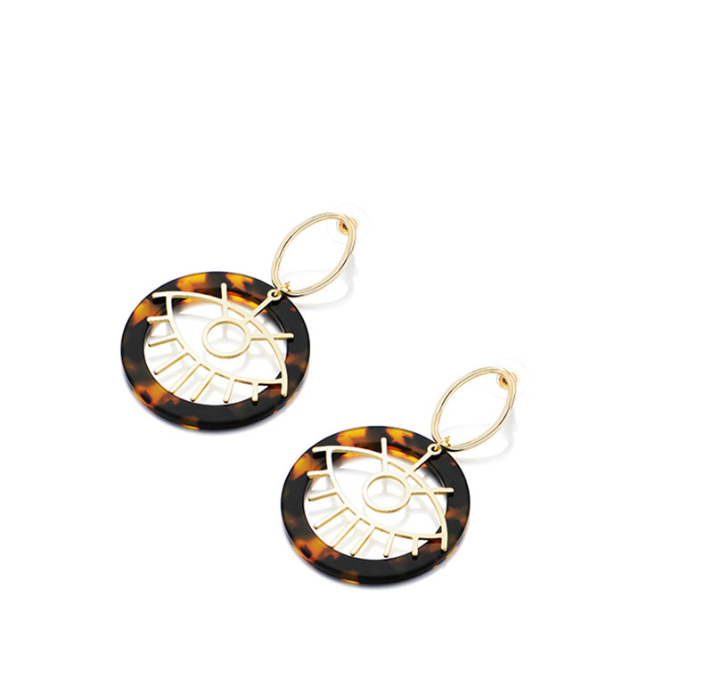 Alloy Vintage Geometric earring  Photo Color  Fashion Jewelry NHLL0336PhotoColor