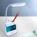 新款创意台灯 笔筒台灯 led床头灯 小台灯学生充电护眼阅读卧室