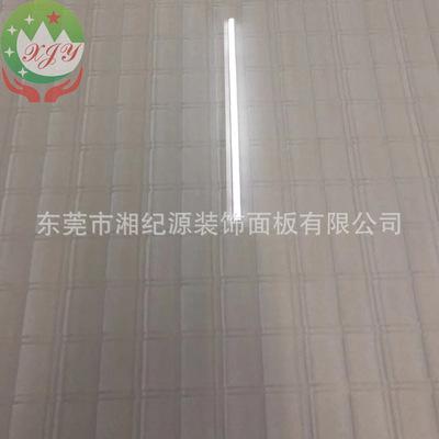 米克斯大师设计高光树脂装饰高密度板 电视背景墙高光树脂板