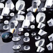 厂家直销热卖反射镀膜光学透镜棱镜导光柱平凸双凹小透镜加工定制