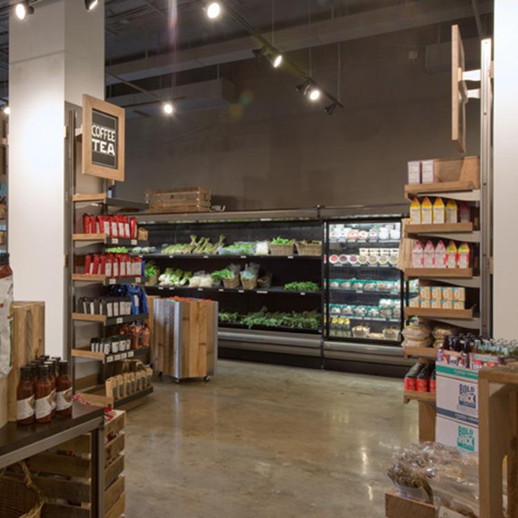 厂家直销不锈钢广州货架  商超蔬菜展示架  名创优品货架定制批发