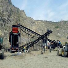 矿山机械设备 再生石料专用破碎机 花岗岩碎石生产线制造厂家