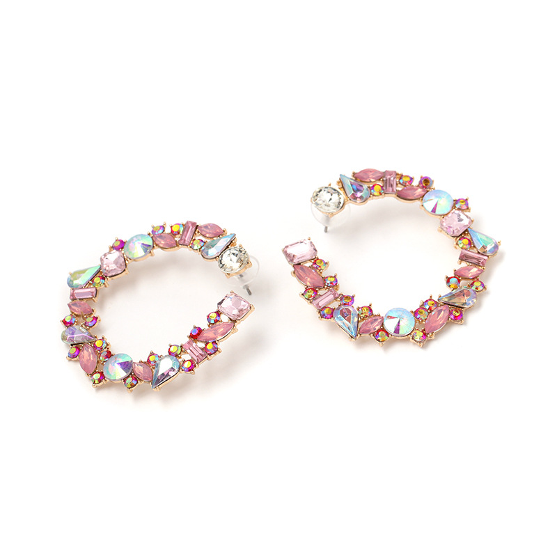 Alloy Fashion Geometric earring  color NHJJ5452color