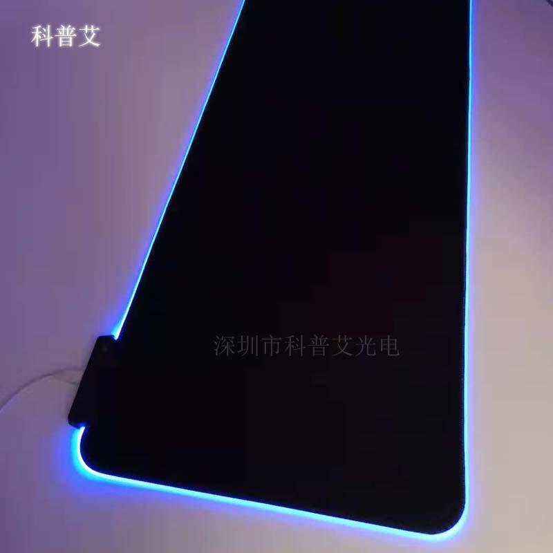 超亮3mm通体发光导光光纤 高亮汽车氛围灯 鼠标轮廓光纤灯 现货