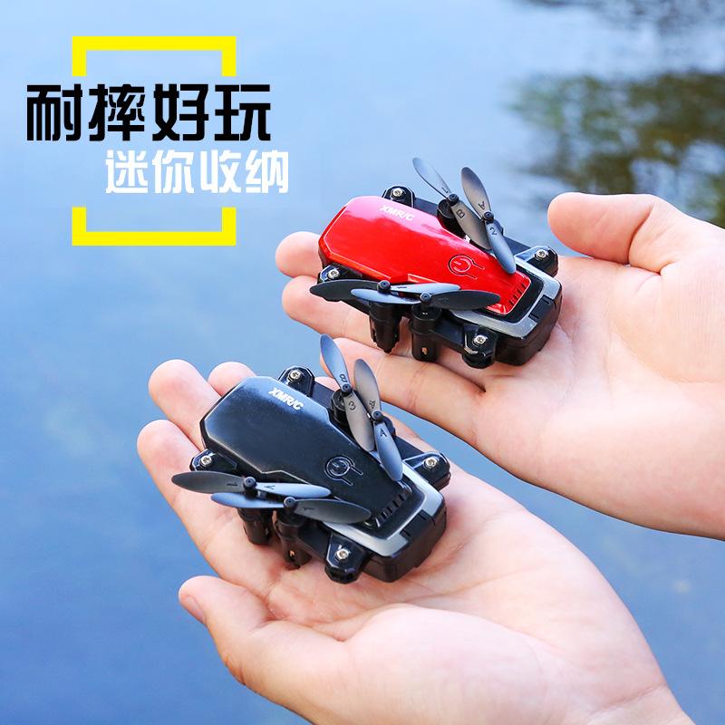Mini drone pliant HD de poche - Ref 3425686 Image 2
