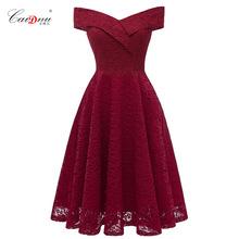 亚马逊热卖eBay速卖通wish欧美女装前后深V领蕾丝性感连衣裙