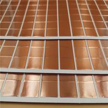 任意定制单面带胶铜箔 单双面导电铜箔 屏蔽导电 触摸铜膜